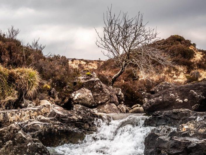 landscape photo Allt Deag Mor, slig&achan ,isle of sky, Scotland