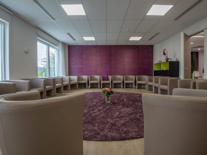 interior photography house 2 be meeting room seets flowers