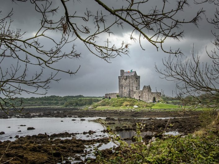 Dunguaire Castle Ireland Galway