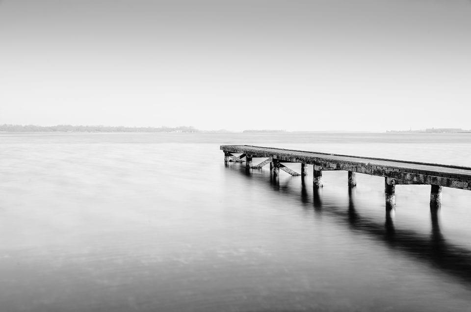 De kunst van zwart-wit landschapsfotografie ontrafeld in 14 tips