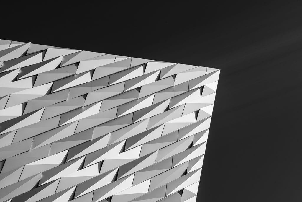 Architecture photo belfast longer exposure