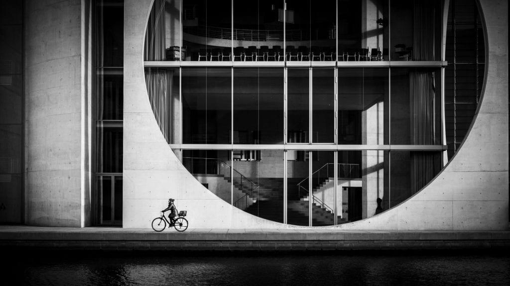 Berlin architectural photo