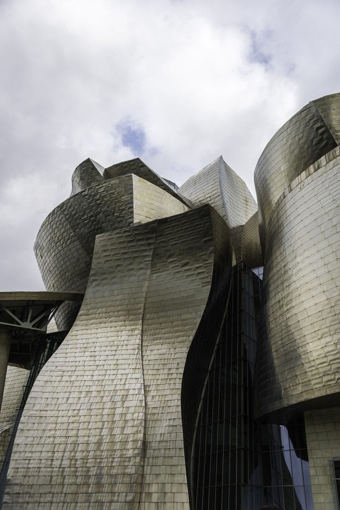 Architectural photography bilbao