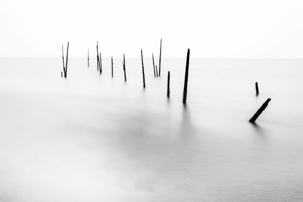 25 seconds, long exposure, 10 stops ND filter